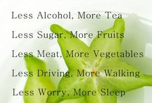 Healthy Lifestyle / We would like to share with our audience  all secretes and knowledge  about healthy living.  / by Green Nutri Labs