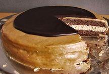 Dorty-dortičky a nepečené zákusky