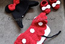 Baby crochet - Funny outfits
