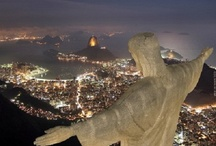 Favorite Places & Spaces / Many beautiful places to know in Brazil / by Dyh Nogueira
