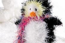 crochet...animals...toys