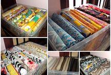 Organizing: Crafts & Sewing
