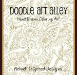 Coloring & Doodling / by Stacy Stone