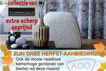 Toppoint gordijnen / Toppoint Gordijnen online