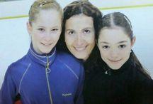 (Famous) Figure skaters