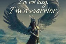 Strong, Warrior