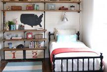 Locky's bedroom