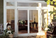 Sliding Doors / Here you will find ideas for designing sliding doors for the front or back of your home.