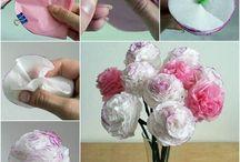 kvety z papiera