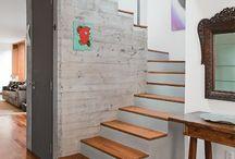 Escada para 2° andar