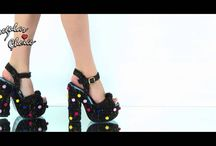 Irregular Choice Videos / Here at Irregular Choice we want to show off how fabulous our shoes look on so we started a Irregular Choice YouTube page where you can watch videos of our shoes all day!