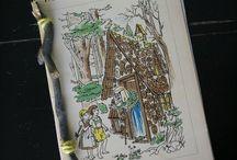 Handmade Book / Handmade Book. Bookbinding. Etc