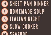 Foods & Recipes