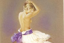 Kay Boyce - Britská malířka a ilustrátorka