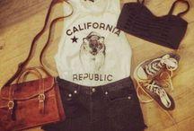 Ropa / Conjuntos de ropa para mujeres y varones