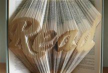 Turning old books