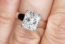 Radiant Cut Diamonds / Radiant cuts are square or rectangular mixed cuts with angled corners.  Henry Grossbard patented the Radiant cut in the late 1970s, as a brilliant alternative to the Emerald cut.  To learn more, visit: http://www.pricescope.com/wiki/diamonds/radiant-cut-diamond