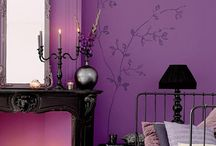 || Purple bedroom ||<3 / Dream bedroom