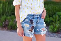 Quero ir de short / vários modelos de shorts para diversos looks do seu dia à dia