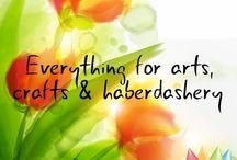 arts crafts and haberdashery