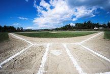 Softball/ baseball / by Melissa Miller