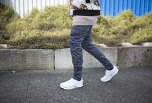 The Zespy / If they ain't got the Zips, they ain't legit.  https://www.iloveugly.com/bottoms/zespy-pant.html / by I LOVE UGLY