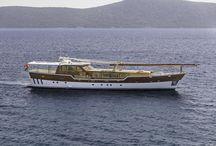 TORNADO - 37,90M / Steel Motor Yacht by Agantur shipyard - Ozkalay Group