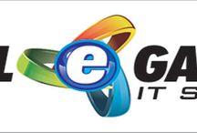Company Logo / Intellegallery it solution company