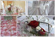 Dekoideen Hochzeit / Hochzeitsdeko