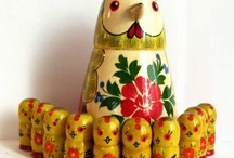 Nesting Dolls / by Colleen Jorundson