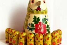 Nesting Dolls / by Colleen Jorundson