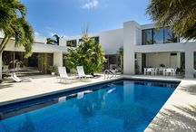 125 Chateaux Drive / This beautiful contemporary ocean block home has beach access!