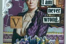 Downton Abbey / Heerlijke Engelse serie.
