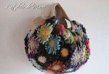 Crochet purses / by Lonnie Carey