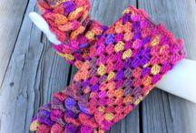 Fingerless Gloves (Handmade in USA)