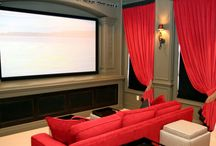 Movie Theater Room / by Stephanie Quimby