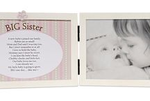 Big Brothers & Sisters / Unique gift ideas for big brothers and big sisters to celebrate baby and their new role!