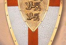 escudos medievsles