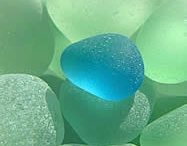 sea glass / by Kirsten Stellyes