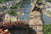 Moselle River Trail / Enjoy the historical & scenic sites along the beautiful Moselle River Trail in France & Germany.