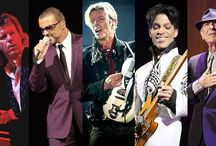 15 музыкантов, которых мы потеряли в 2016 году
