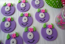 Party - Girly Monster / by LINDA JANE DESIGNS