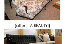 furniture fix it/ideas / by Virginia Valentino