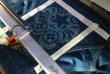 laser textile