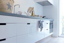 muur keuken