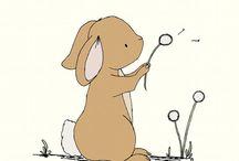 Bunnies / All bunnies. All the time.