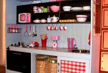 Little lovely kitchens