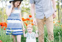Family Photography Ideas / Family photography ideas. Poses and family session ideas.
