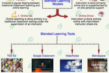 blended learning methods and  resources