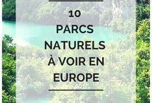 VOYAGE EUROPE / Les voyages en Europe !